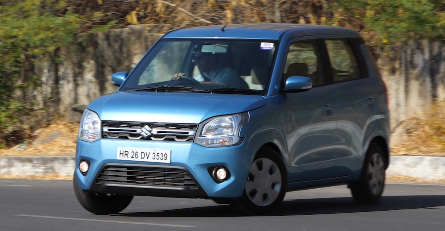New 2019 Maruti WagonR in Cartoq's detailed review