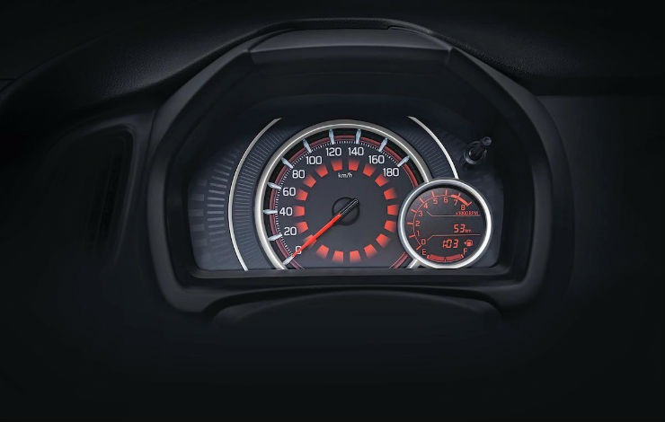 Instrument Cluster New Wagonr