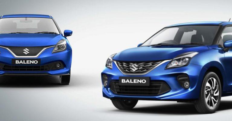 Maruti Baleno Facelift Launch Featured