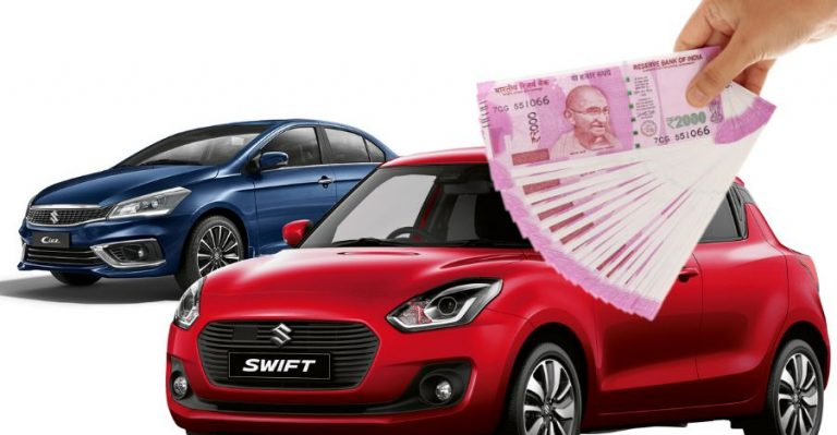 Maruti New Year Discounts Featured