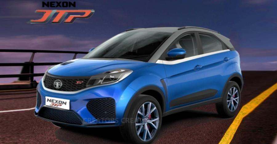 Tata Nexon Jtp Render Featured 1