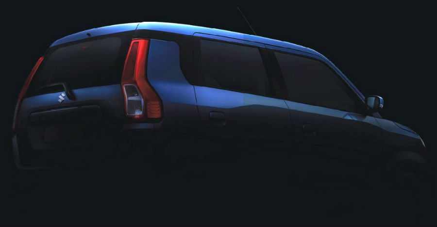 All-new Maruti WagonR: First official picture out before launch