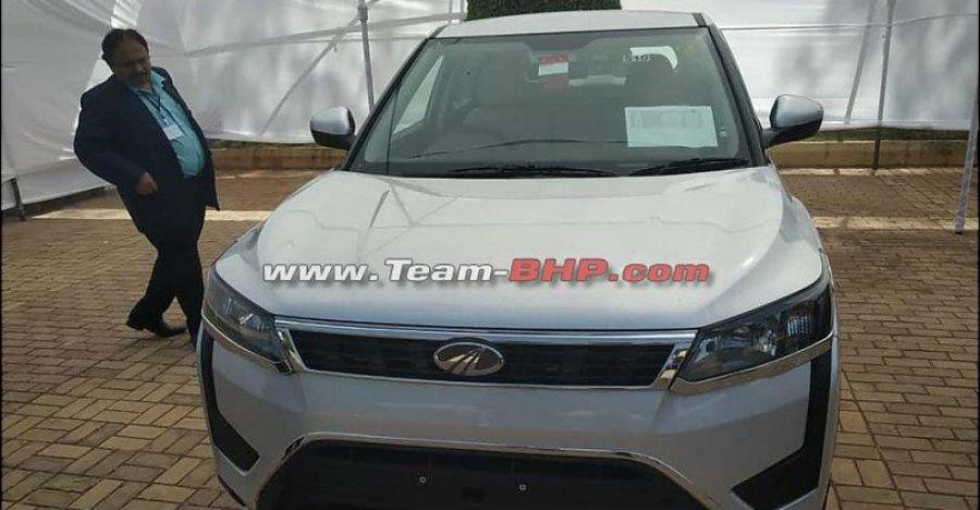Mahindra XUV300 reaches dealerships ahead of launch