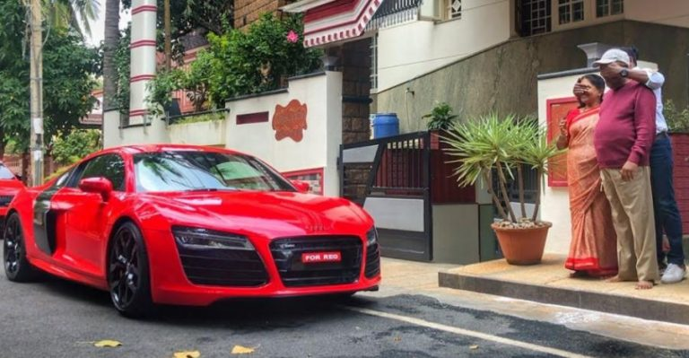 Audi R8 Surprise Featured