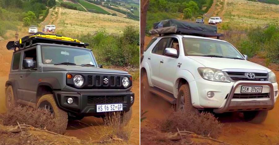 Fortuner Jimny Featured