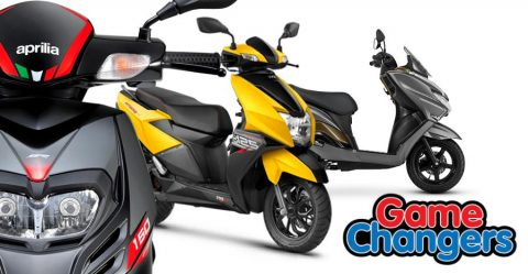 Game Changer Scooters Featured
