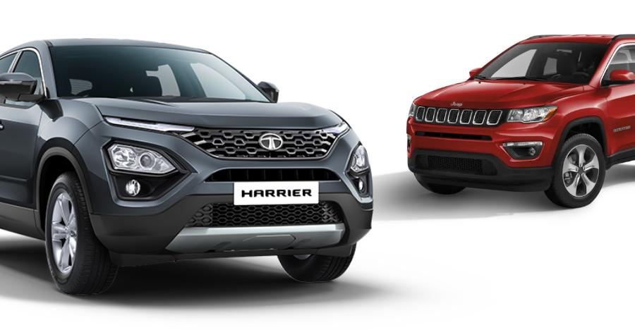 Tata Harrier to become more powerful than the Jeep Compass