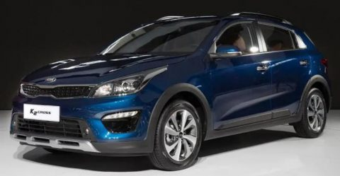 Kia K2 Cross Featured