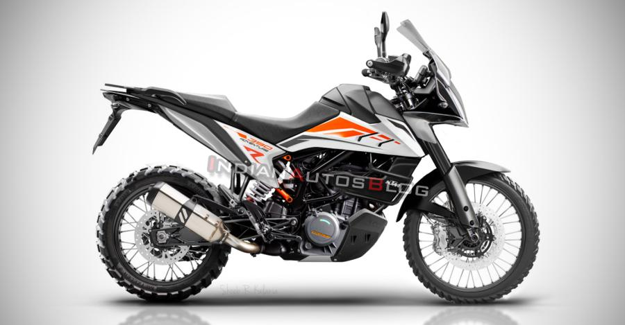 Ktm Adventure 390 Featured 1