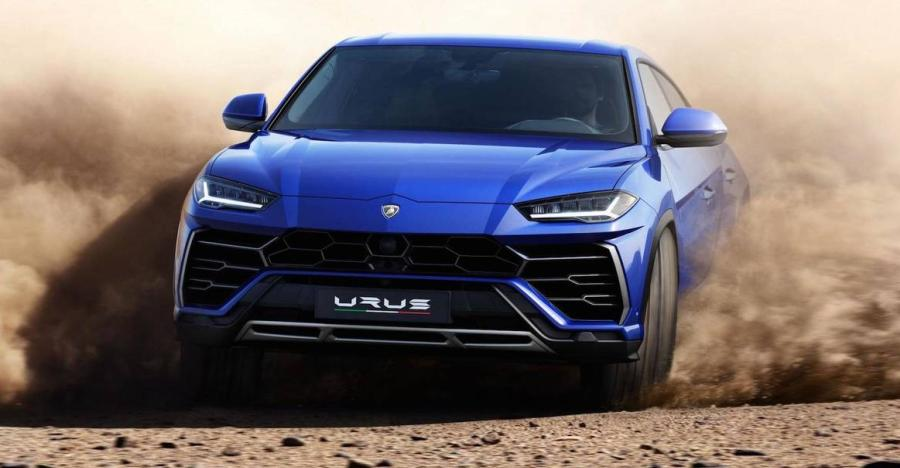 Lamborghini Urus Off Road Package Featured