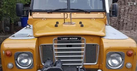 Land Rover Series Iii Featured