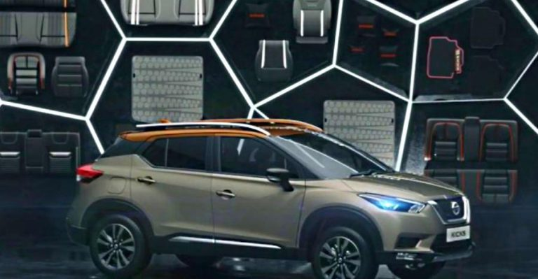Nissan Kicks Accessories Featured