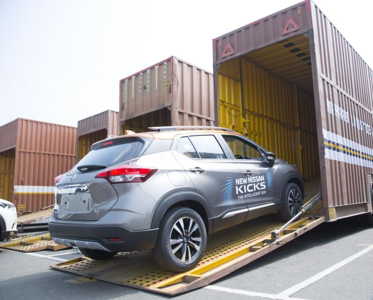 Nissan Kicks Dispatch 1