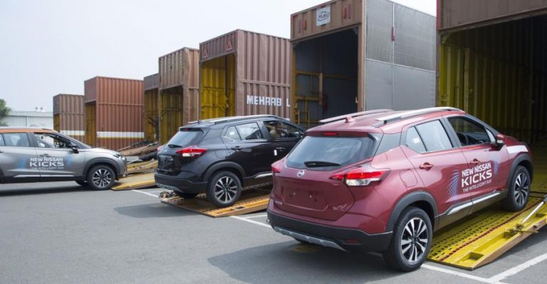 Nissan Kicks Dispatch 2