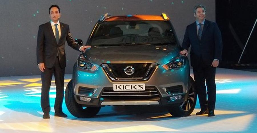 Nissan Kicks Launched