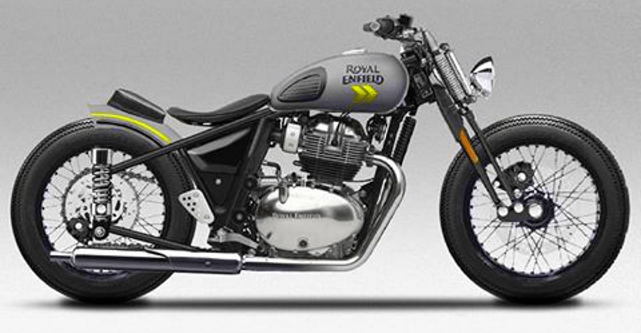 Royal Enfield Bobber 650 Featured
