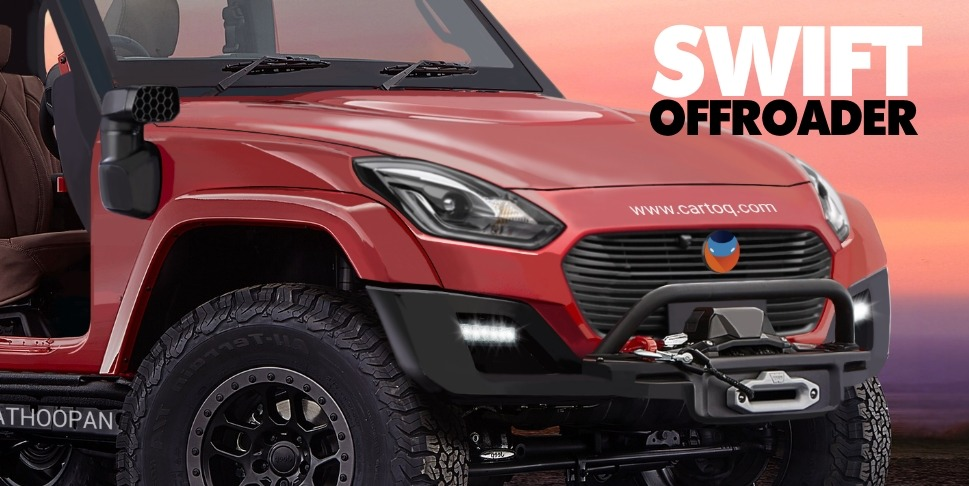Swift Offroader Render Featured