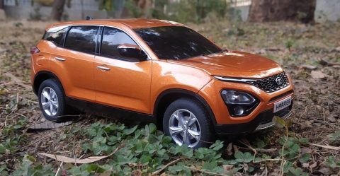 Tata Harrier Scale Model Featured
