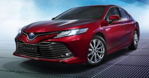 Toyota Camry Featured