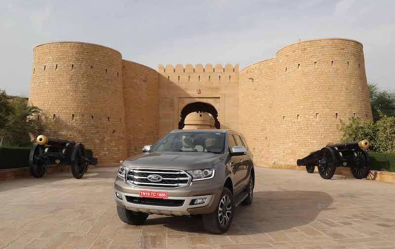 10new 2019 Ford Endeavour