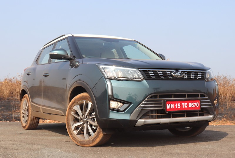 16mahindra Xuv300 Pictures