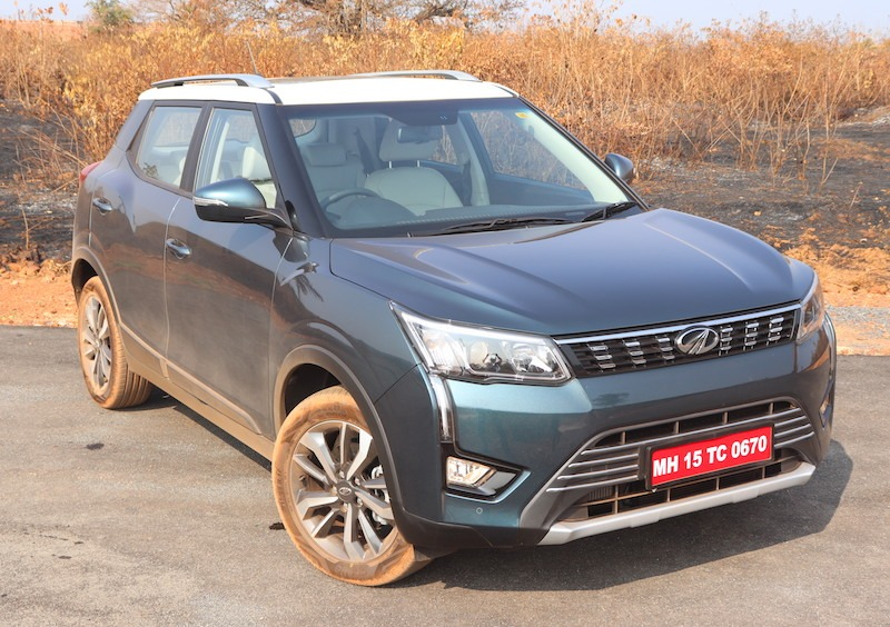 17mahindra Xuv300 Pictures