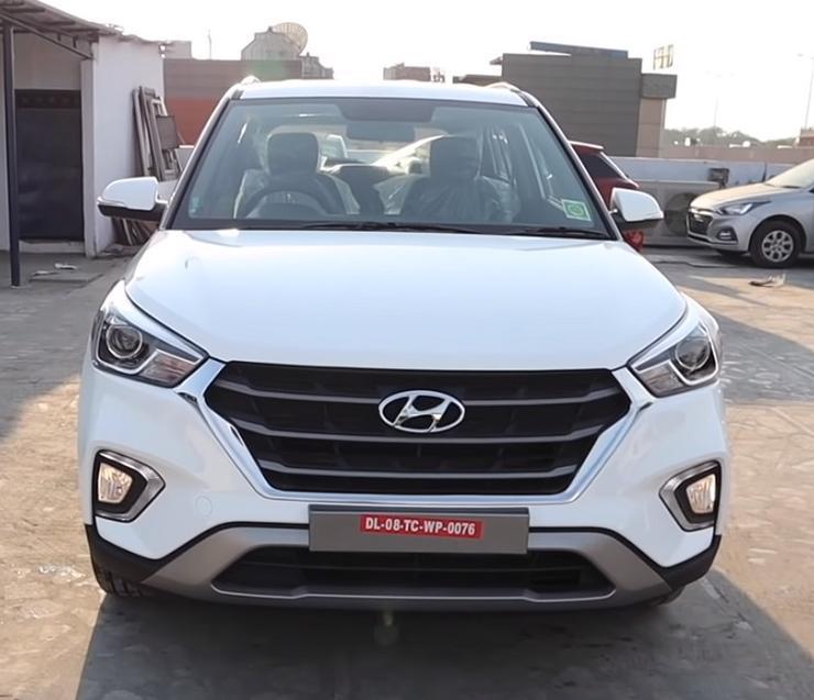 2019 Hyundai Creta Suv 1
