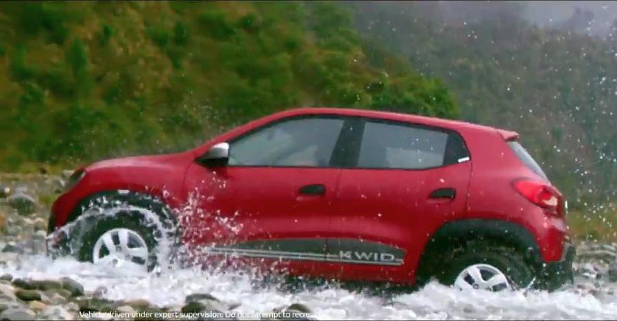 2019 Renault Kwid Tvc 1