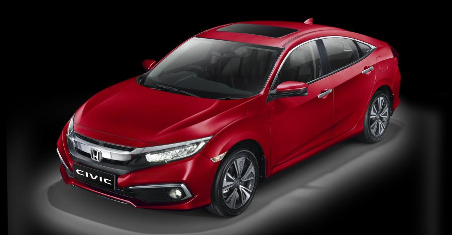 9/10 Honda Civic buyers are opting for the petrol model
