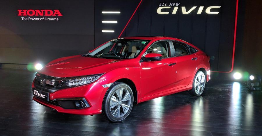 2019 Honda Civic Featured