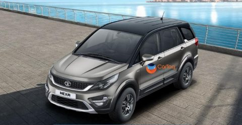 2019 Tata Hexa Featured