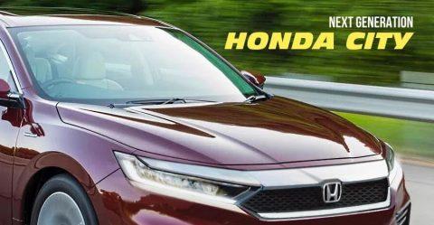 2020 Honda City Render Featured 1