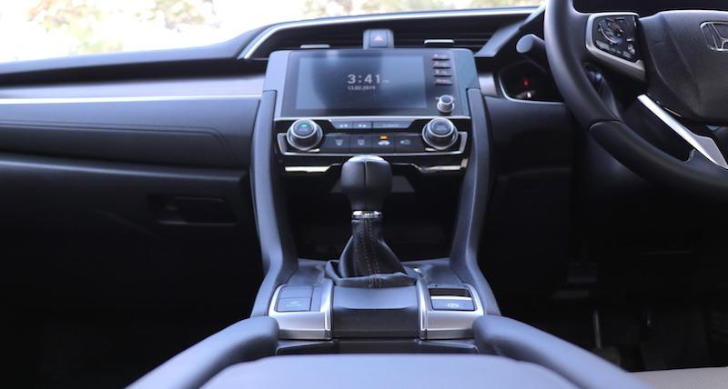 26honda Civic Review