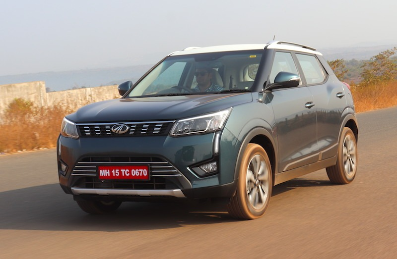 2mahindra Xuv300 Pictures