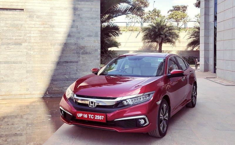 2new Honda Civic Review