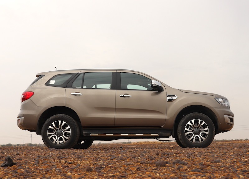5new 2019 Ford Endeavour