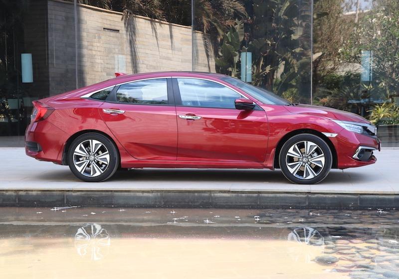 5honda Civic Review
