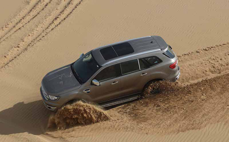 9new 2019 Ford Endeavour