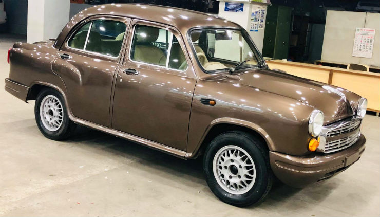 How Enthusiasts Transformed A Rusting Hindustan Ambassador Into A
