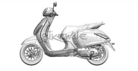 Bajaj Urbanite Design Sketch Feature