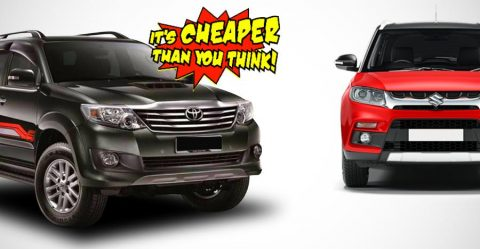 Fortuner Brezza Featured