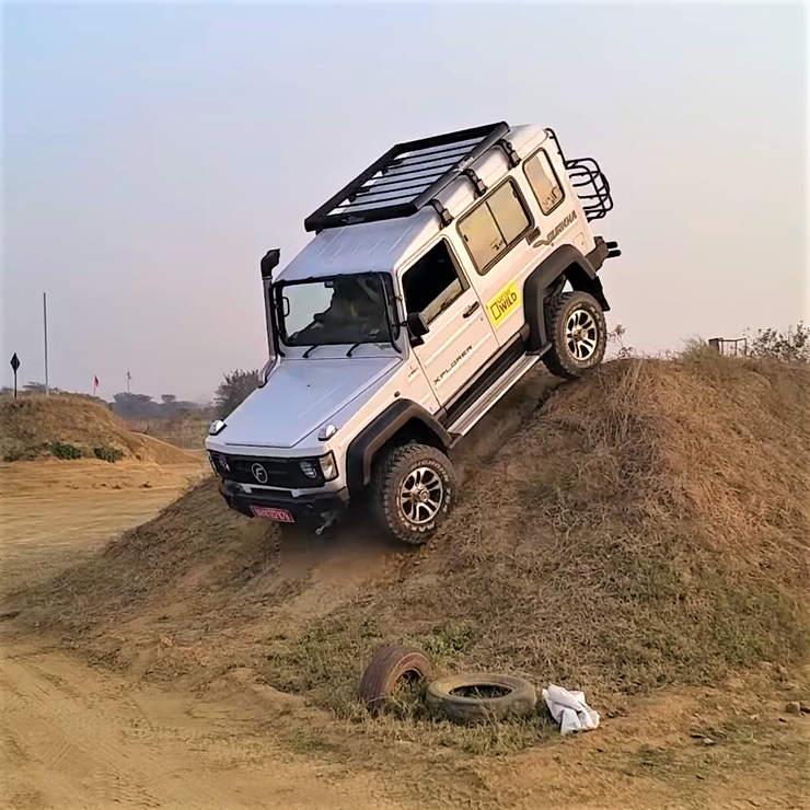 Gurkha Off Road