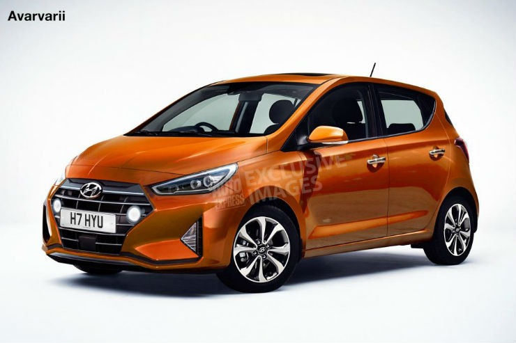 2019 All New Hyundai Grand I10 To Look Like This