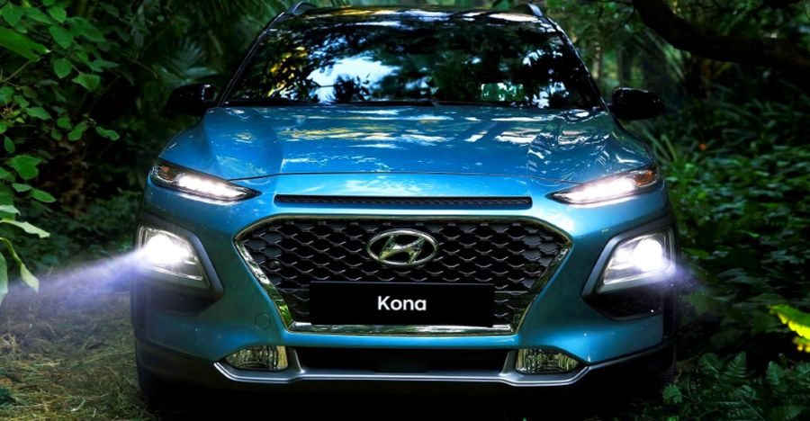 Hyundai Kona Electric Featured