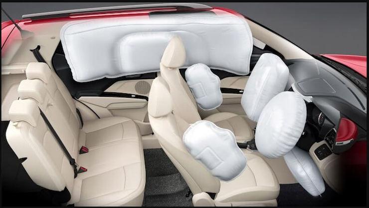 Mahindra Xuv300 7 Airbags 1