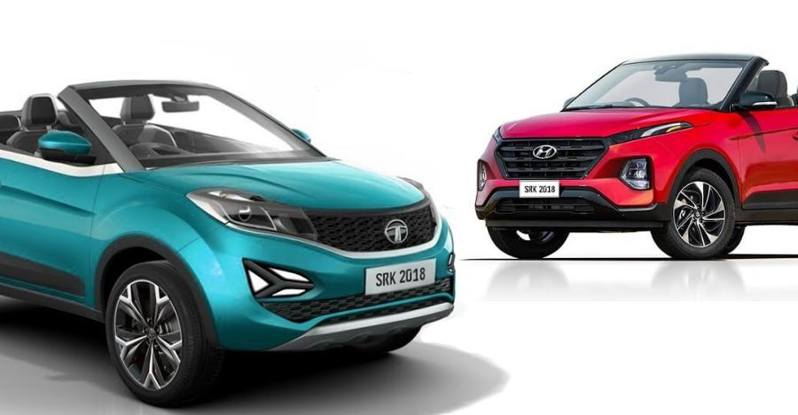 Suv Convertibles Render Featured