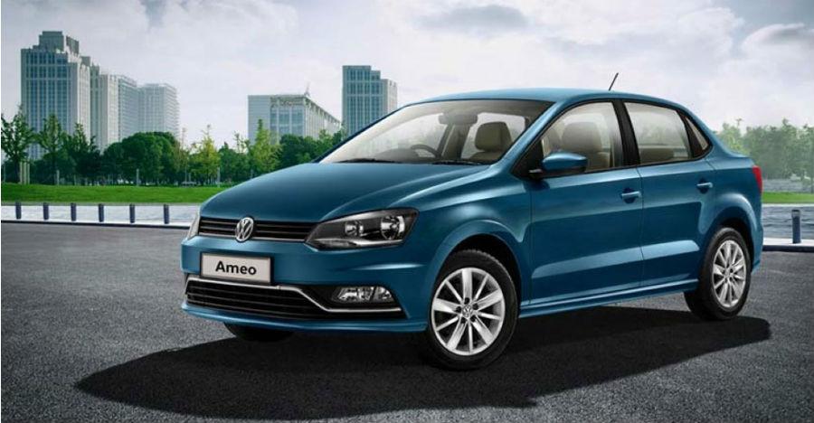 Volkswagen Ameo Featured