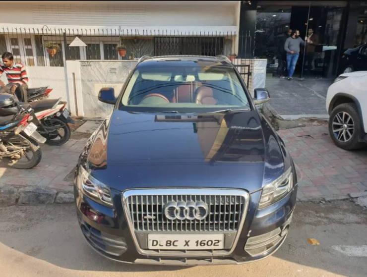 Audi Q5 Used