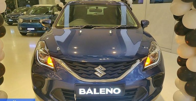 Baleno Facelift Walkaround Featured