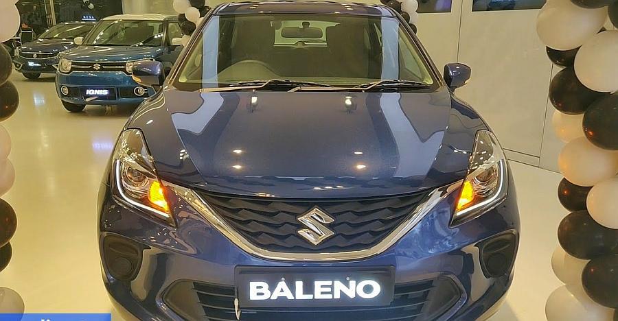 Maruti Suzuki Baleno facelift walk around review [Video]